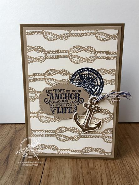 Come Sail Away Card Amanda Fowler Inspiring Inkin' Stampin' Up! UK-06
