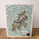 Free as a bird Stampin' Up! UK Amanda Fowler Inspiring Inkin