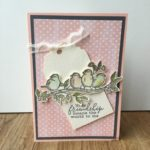 Free as a bird Stampin' Up! UK Amanda Fowler Inspiring Inkin -09
