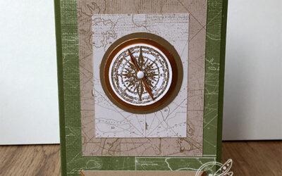 Come Sail Away Anniversary Card