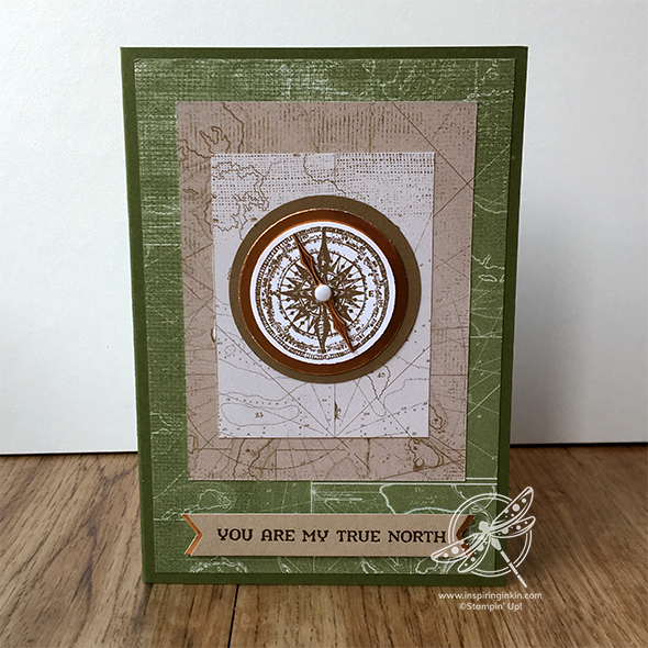 Come Sail Away Anniversary Card