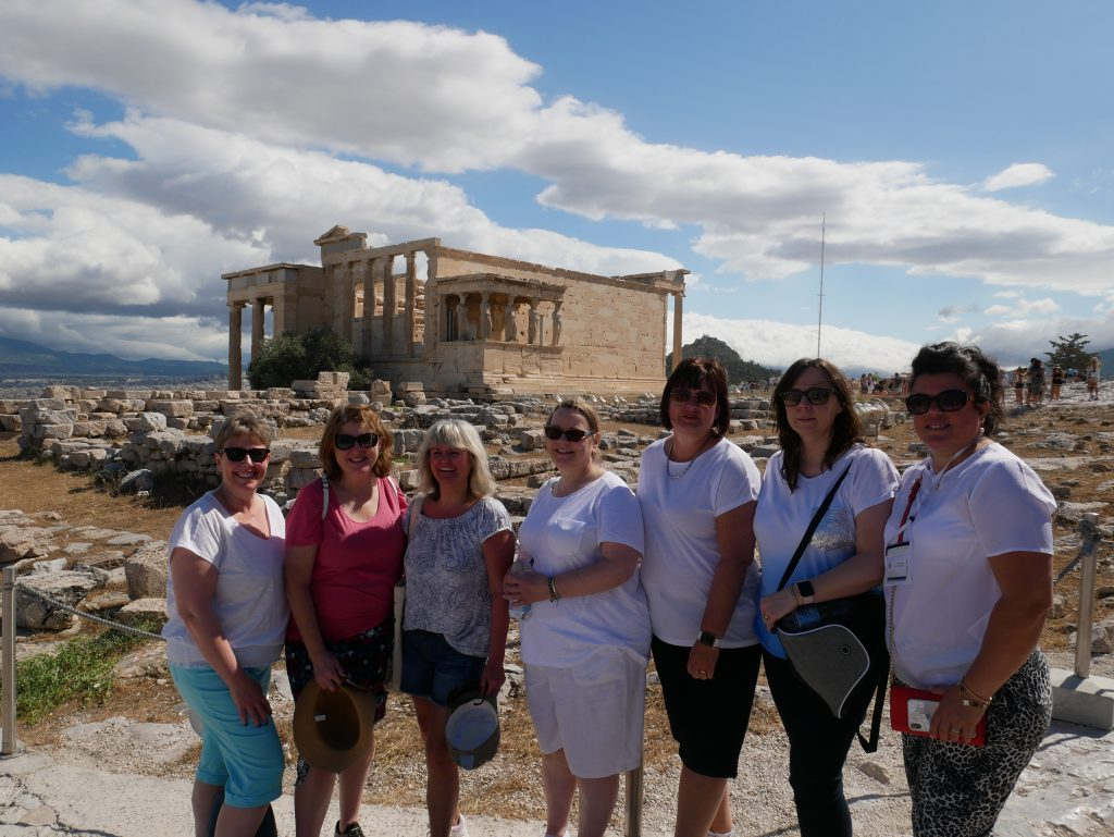 Greek Isles Incentive Trip 2019 Stampin' Up! UK Amanda Fowler Inspiring Inkin'