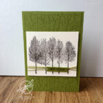 Winter Woods Card Stampin