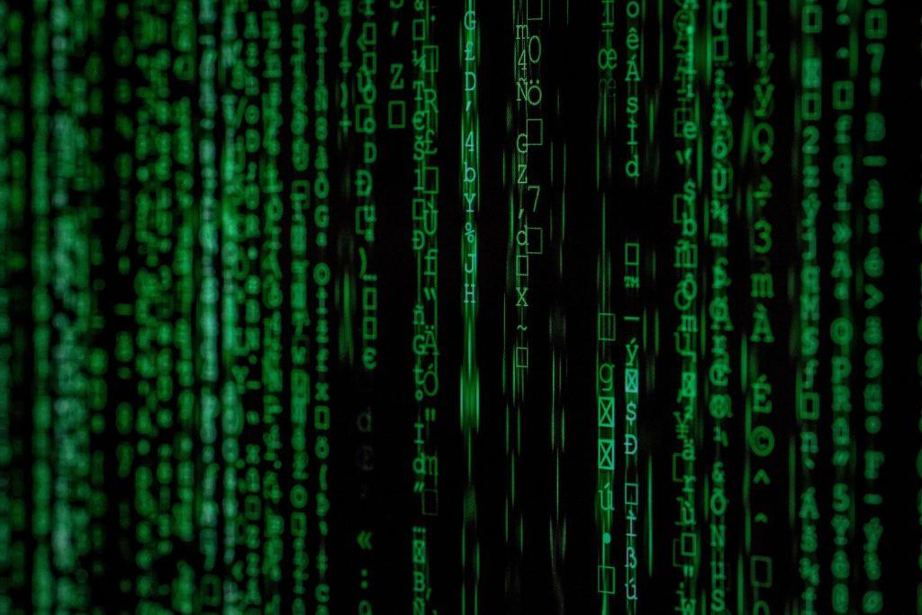 Matrix Code Inspiring Inkin' Amanda fowler Stampin' Up! UK