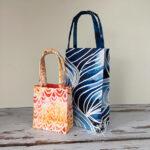 Fold Flat Gift Bag Video 1 Amanda Fowler Inspiring Inkin