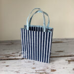 Easy Fold Flat Gift bags Amanda Fowler Inspiring Inkin Stampin