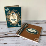 Pressed Petals Notebook Video Stampin