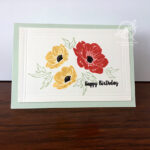 Floral Essence Thank You Card Amanda Fowler Inspiring Inkin