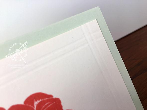Floral Essence Thank You Card Amanda Fowler Inspiring Inkin' Stampin' Up! UK
