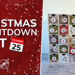 Christmas Countdown Advent Calendar Stanpin