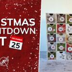 Christmas Countdown Advent Calendar Stanpin