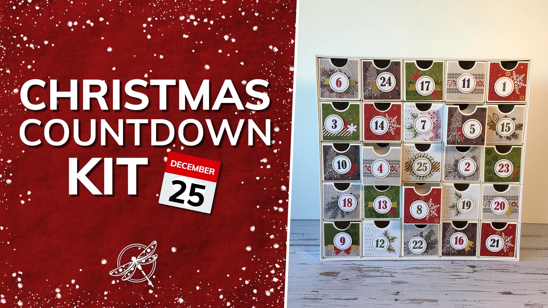 Countdown Calendar Video