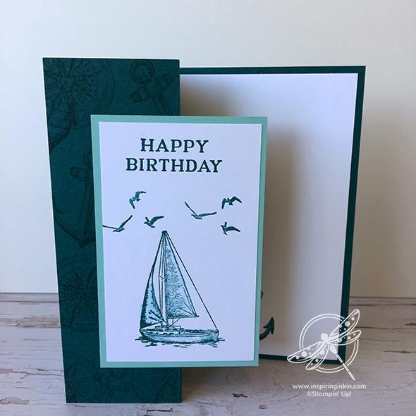 Can I sail away?