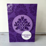 Tasteful Textures Birthday Card Stampin