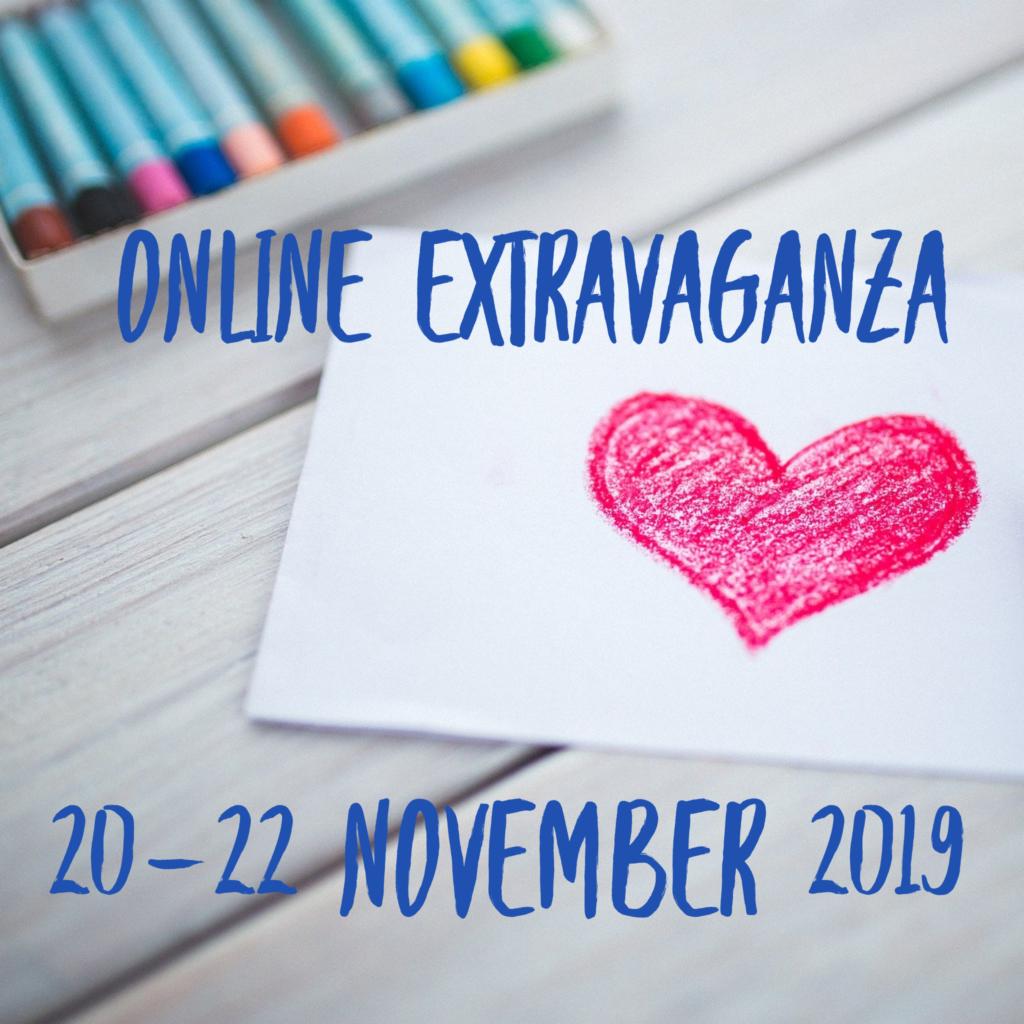 Online Extravaganza 2019 Stampin' Up! Uk Inspiring Inkin' Amanda Fowler
