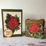 Christmas Rose Stampin