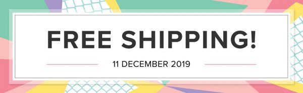 FREE Shipping starts now!!!