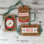 Christmas Tags Kit Amanda Fowler Stampin