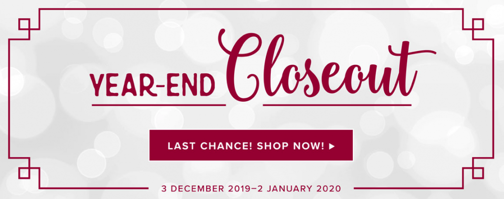 Year End Closeout Sale Inspiring Inkin'