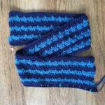 Crochet Blanket Stampin