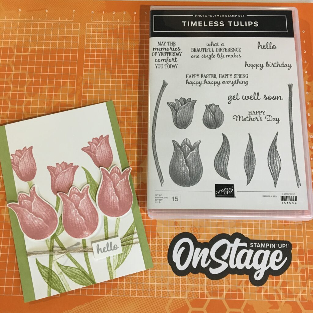 Sale-a-bration 2020 Stampin' up! Uk Inspiring Inkin Amanda Fowler