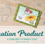 Co-ordination release Stampin