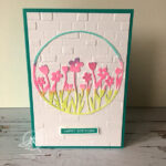 Sending Flowers Colour wash video Stampin