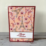Parisian Blooms Card Stampin