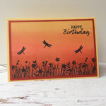 Field of Flowers Stampin