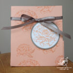 Prized Peony One Sheet bag Stampin