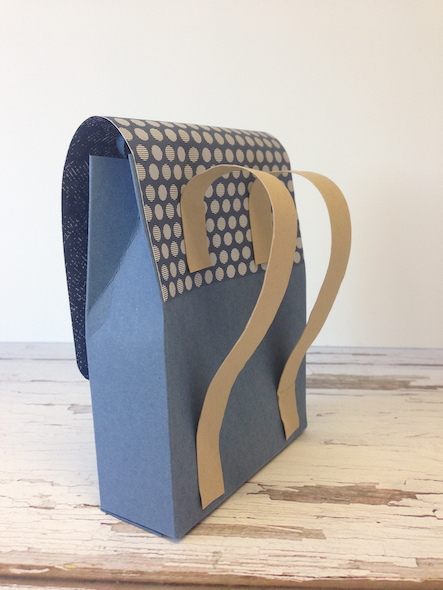 Rucsac Gift Box Stampin' Up! UK Inspiring Inkin' Amanda Fowler