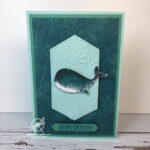 Whale Done Card Amanda Fowler Inspiring inkin