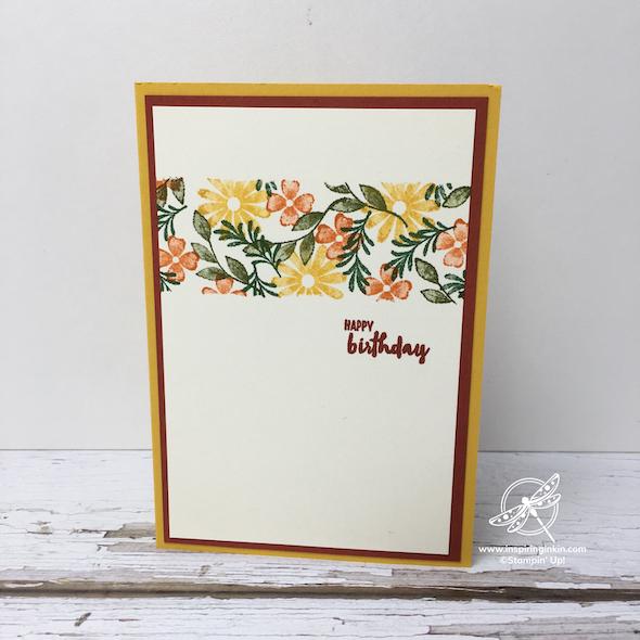 Easy Masking Cards Amanda Fowler Inspiring Inkin' Stampin' Up! Uk - 1