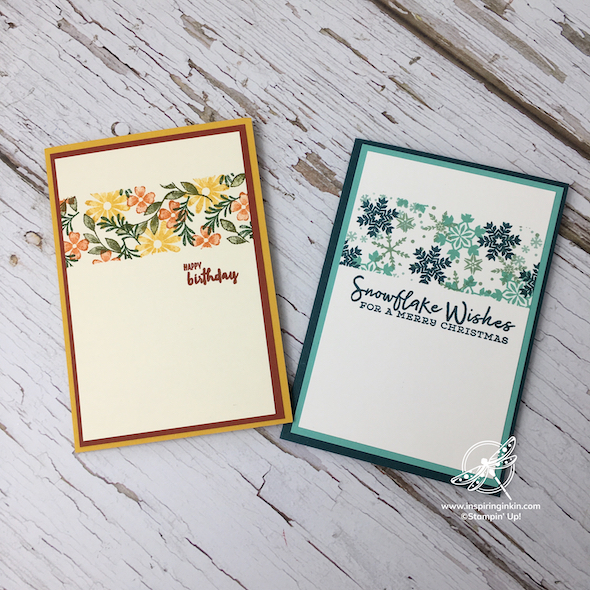 Craft and Chat : Easy Masking and Over stamping
