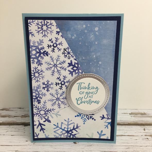 Chop and Swap Cards Amanda Fowler Inspiring Inkin' Stampin' Up! Uk