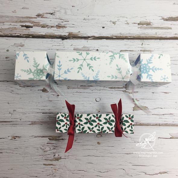 Christmas Cracker Amanda Fowler Inspiring Inkin' Stampin' Up! Uk