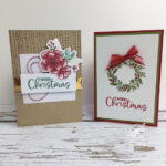 Joy to the World Christmas Card Amanda Fowler Inspiring Inkin
