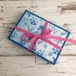 Gift Card Box Video Amanda Fowler Inspiring Inkin