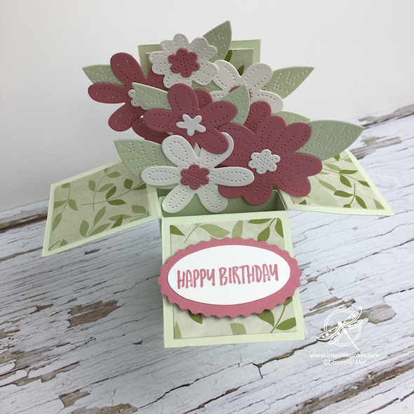 Craft and Chat : Pop-Up Box Card