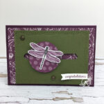 Penny Spinner Card Stampin