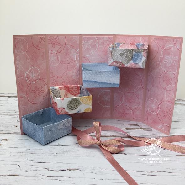 Stepper Box Stampin' Up! UK Inspiring Inkin' Amanda Fowler