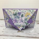 Arrow Card Stampin
