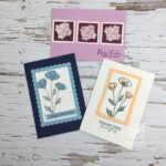 Flowers of Friendship cards Stampin