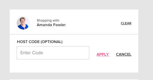 Host code Stampin' Up! UK Inspiring Inkin' Amanda Fowler