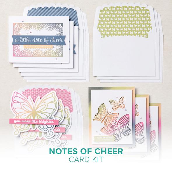 Kits Collection Stampin' Up! UK Inspiring Inkin' Amanda Fowler - 1