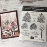Beauty of Friendship Birthday Card Stampin
