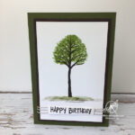 Beauty of the Earth 3 Quick Cards Stampin