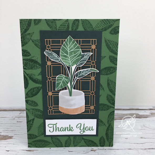 Bloom Where you're Planted Cards Stampin' Up! UK Inspiring Inkin' Amanda Fowler