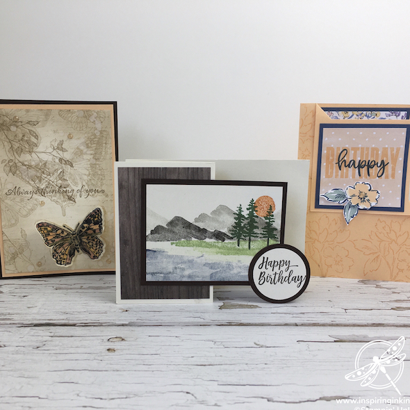 Stamp and Chat a NEW in Person Class