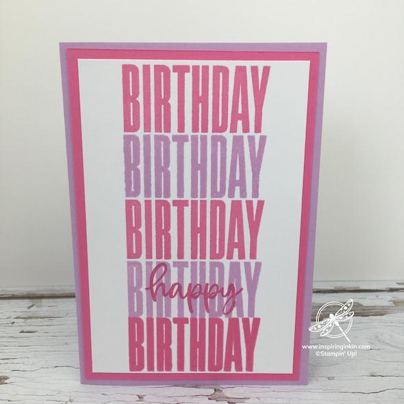 Stamparatus Cards Stampin' Up! UK Inspiring Inkin' Amanda Fowler